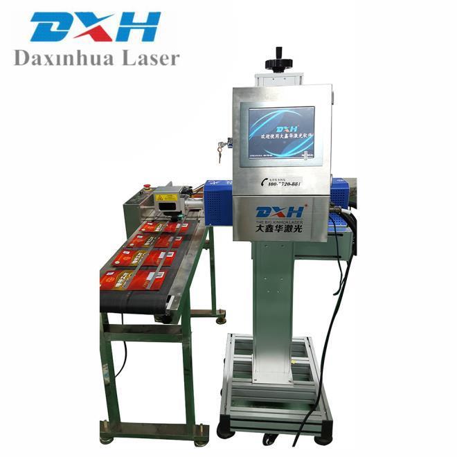 镇江二氧化碳食品包装专用激光喷码机CO2食品包装专用激光喷码机