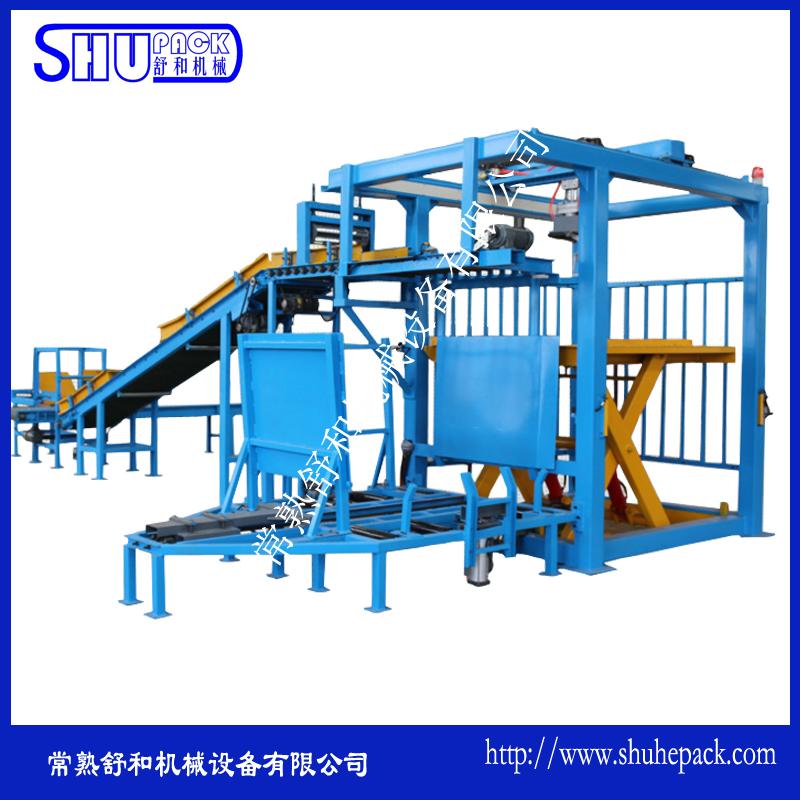 常熟舒和厂家直销SH-MD01-H 高位码垛机质量可靠维护终身