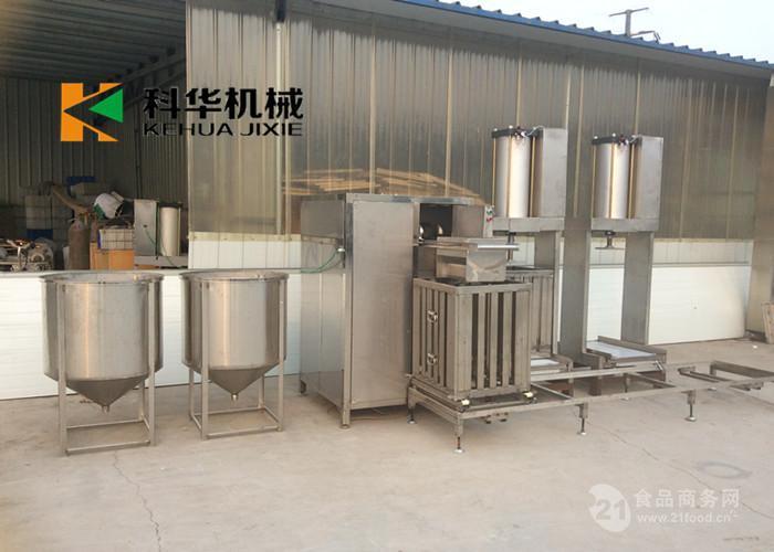 豆腐串切干设备,全自动兰花干机厂家,数控豆干机多少钱一台