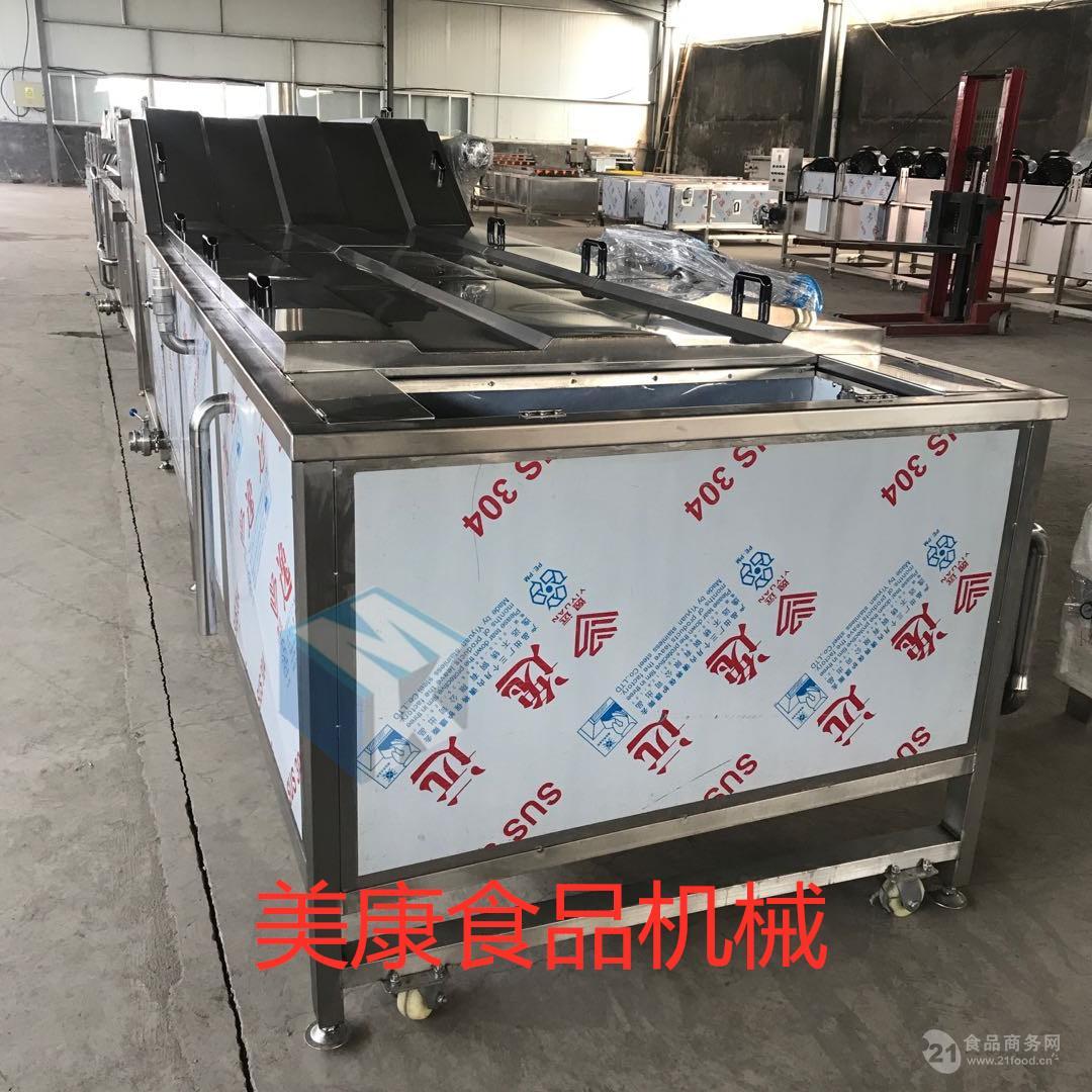 低价直销黑龙江糯玉米蒸煮机 玉米蒸煮设备 煮玉米棒的机器