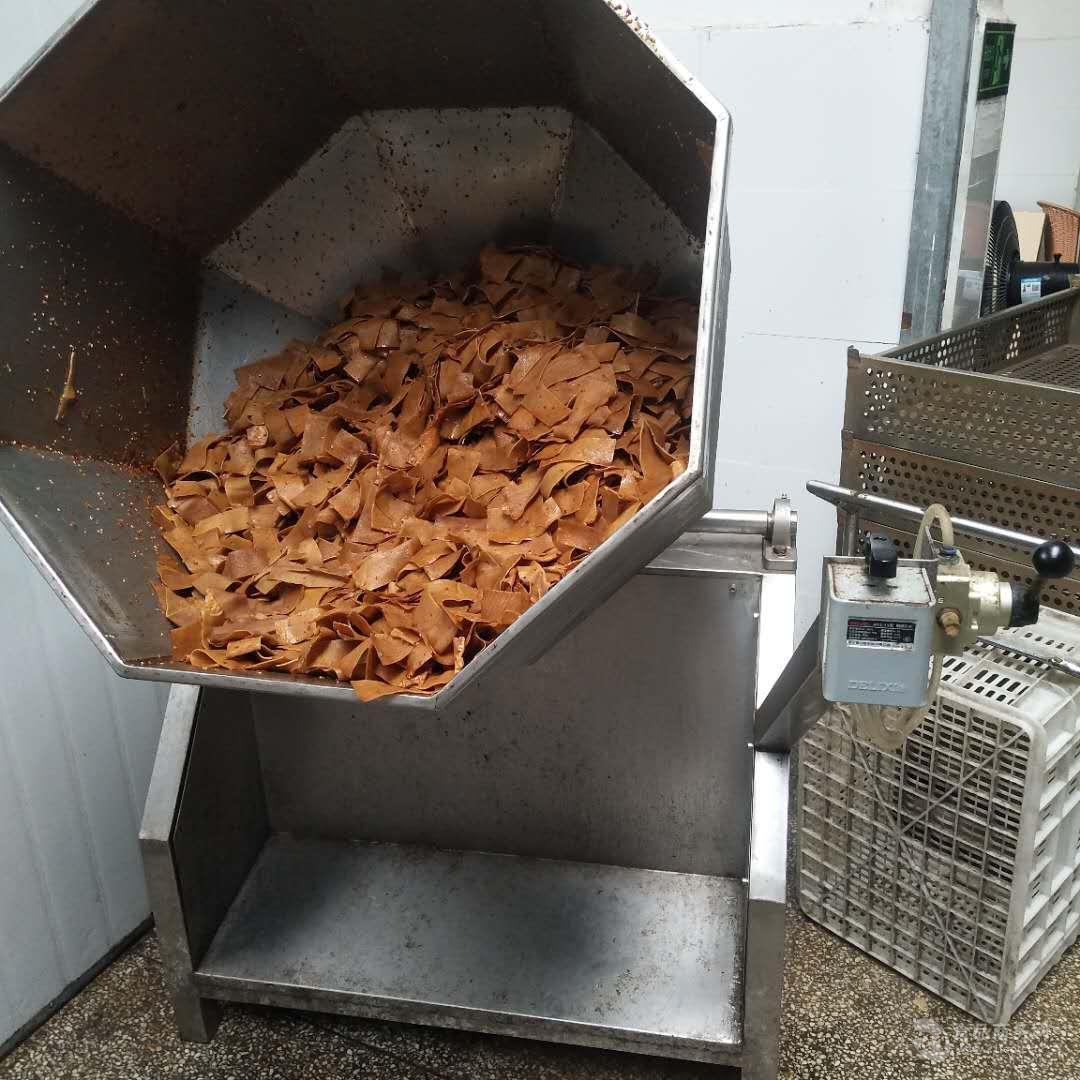 供应豆干八角拌料机 酒鬼花生八角拌料机厂家