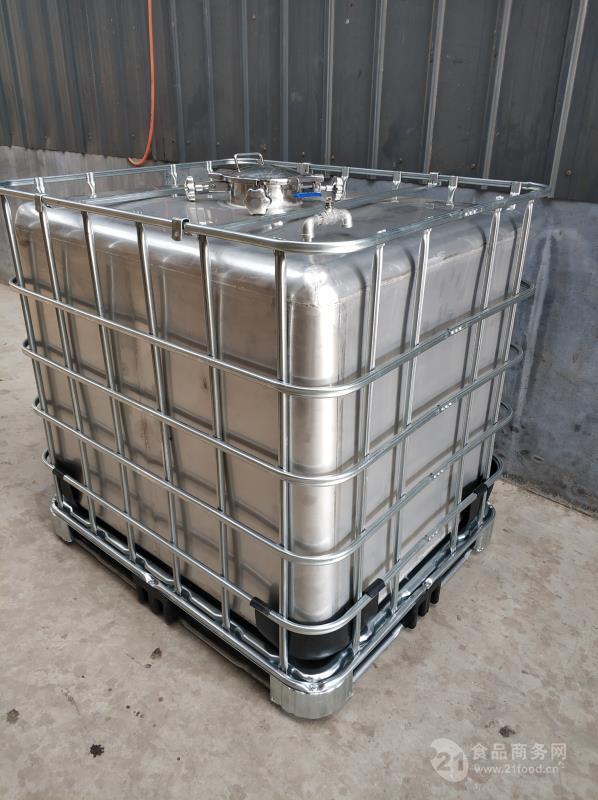 不锈钢集装桶 304材质吨桶