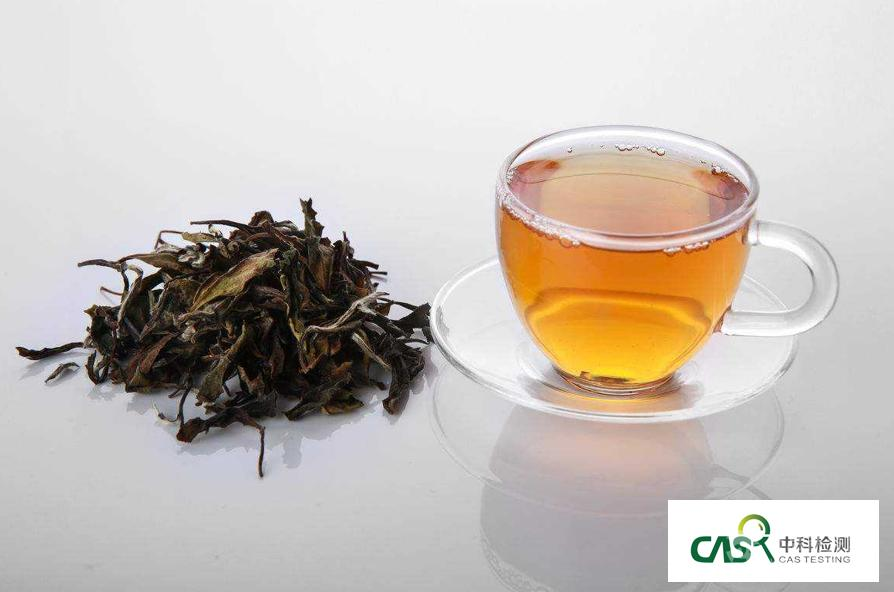 茶叶的茶多酚测试