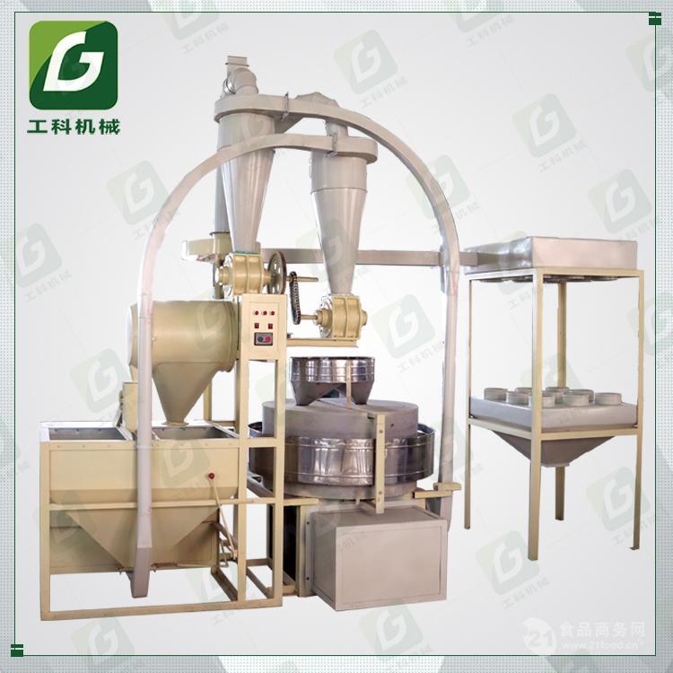电动石磨磨粉机石磨面机