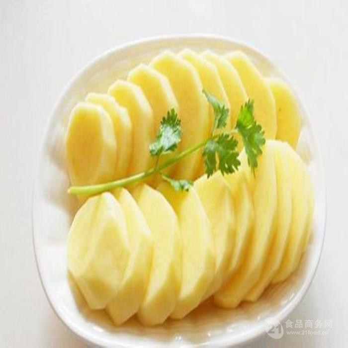 全自动蔬菜漂烫护色杀青设备 大型土豆片专用漂烫机