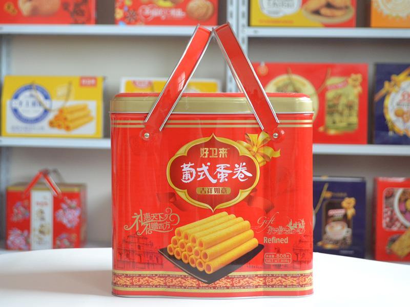猴菇饼干/礼盒装_饼干礼盒
