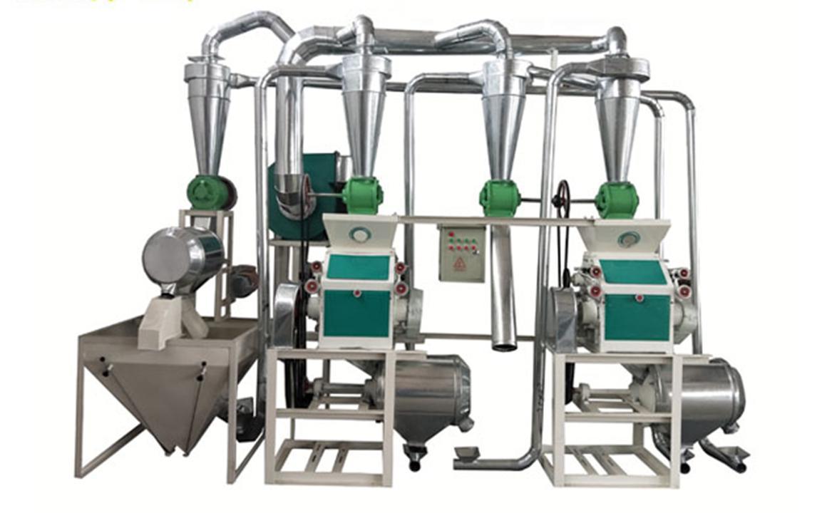 组合式小型磨面机机械厂
