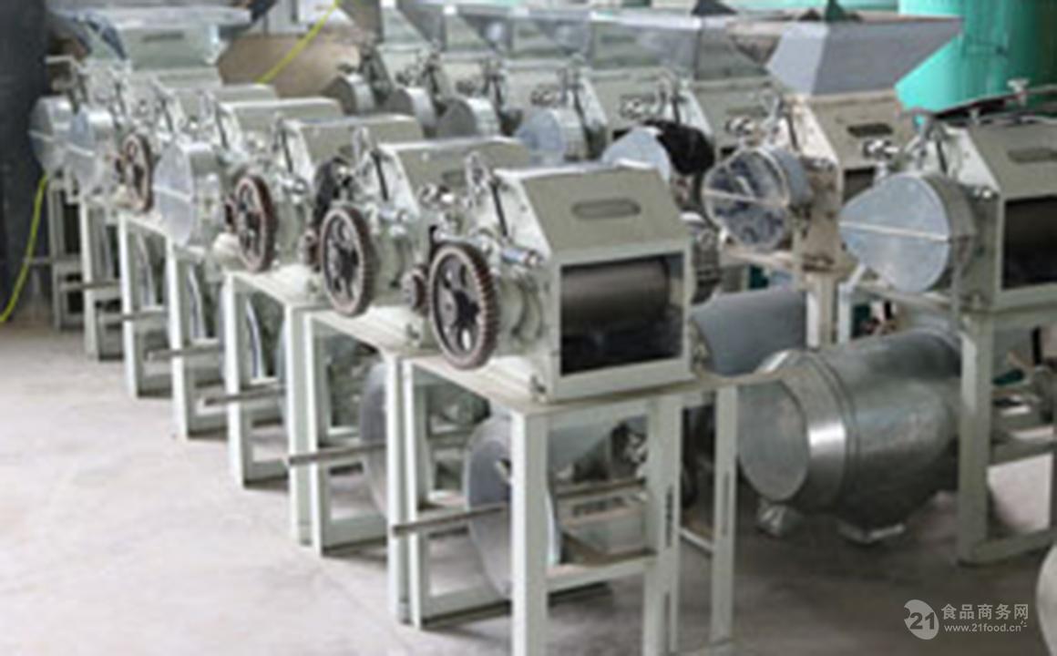 河南光辉老厂家全自动小型磨面机价格