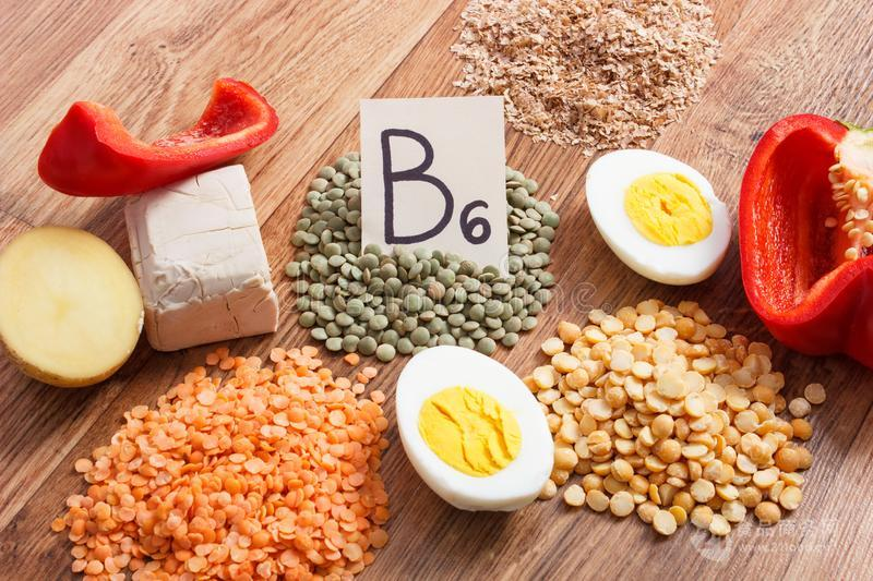 食品中维生素B6的检测方法