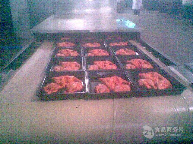 烤鸭微波烘烤设备