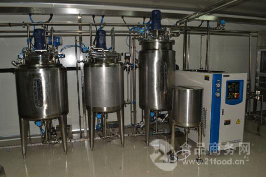 实验型饮料生产线按需设计制造