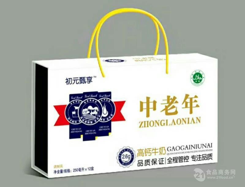北京达利园中老年高钙