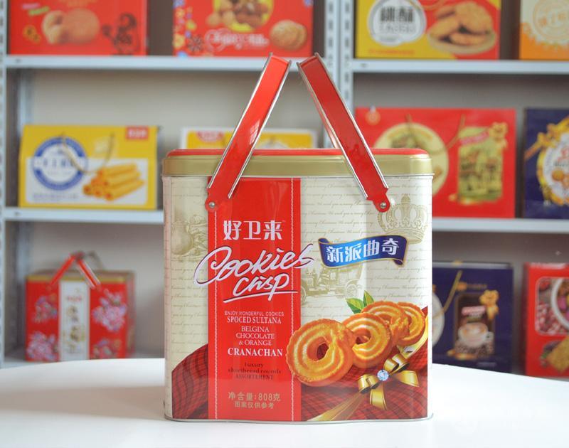 礼盒饼干厂家_曲奇礼盒饼干厂家