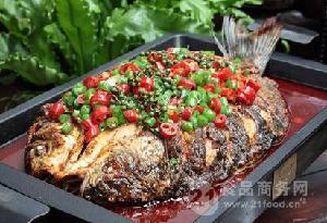 正宗北京巫山烤鱼加盟