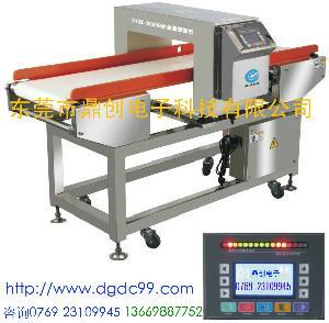 果凍金屬檢測機