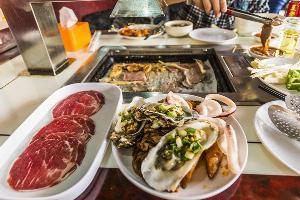 金草帽韩式自助烤肉加盟代理要多少钱