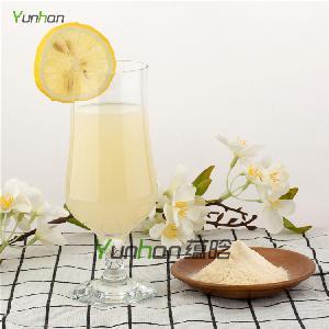 优质速溶柠檬粉 柠檬果汁粉 口感佳 固体饮料 压片糖果 酵素原料