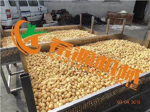 食品厂专用豆泡油炸机批发价位
