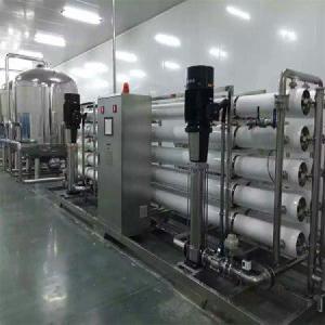 饮用纯净水设备,矿泉水饮用设备,山泉水灌装机水处理设备