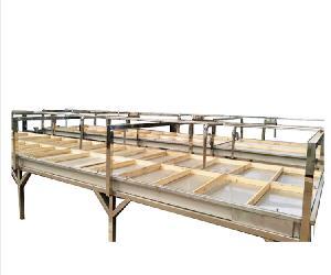 烟台腐竹油皮机厂家  腐竹油皮机单线 豆制品腐竹油皮机器