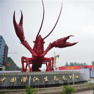 小龙虾超声波清洗机 螃蟹蒸煮加工一条线 油炸卤煮生产设备