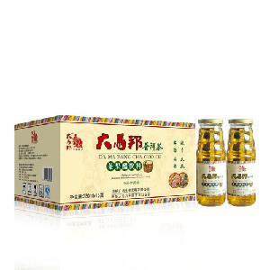 大马邦330ml瓶装茶果醋,果汁果醋厂家招商代理