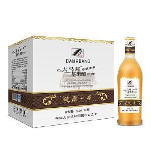 大马邦750ml瓶装茶果醋,果汁果醋厂家招商代理