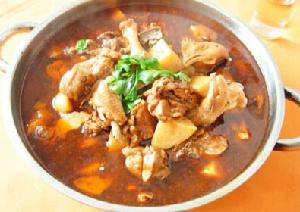 北京老鹅汤火锅培训-学习老鹅汤的制作方法