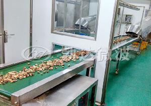 厂家直销豆制品微波烘干杀菌熟化设备