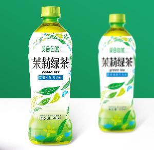 柠檬绿茶饮料