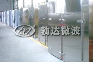 豆制品微波殺菌設備