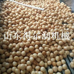 无锡面筋球油炸生产设备 特产面筋球冷热油加工设备