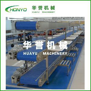 厂家直销肉类输送机 肉类分割输送机 肉类屠宰分割输送生产线