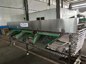 永聯土豆分級機 馬鈴薯大小分選設備 廠家定制產品