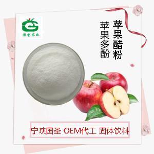 苹果醋粉 苹果粉 固体饮料 代用茶 可OEM代工 欢迎咨询