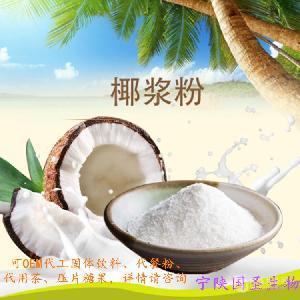 椰子粉 椰子浓缩粉/汁 可OEM代工 固体饮料生产 欢迎咨询