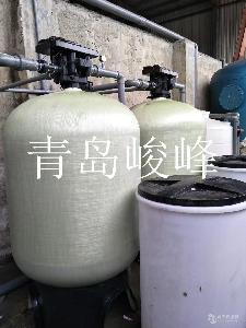 锅炉泳池软化水设备,全自动配置,威海软化