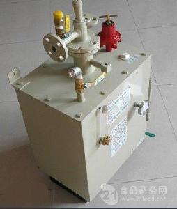 现货批发香港中邦防爆液化气汽化器50KG电热式汽化炉厂家