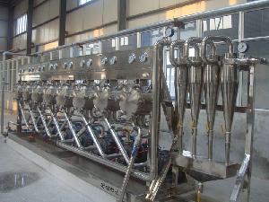 變性淀粉設備