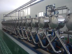 木薯淀粉设备出口 大量出口淀粉设备的厂家