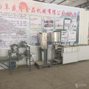 供应盛隆商用不锈钢全自动千张机优惠销售