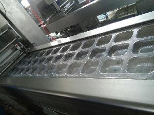 贝尔全自动硬盒拉伸气调包装机 绝味鸭脖气调包装机 厂家直销