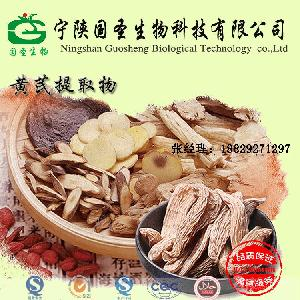 黄芪多糖提取物  天然原料  源头厂家  质量保证  国圣生物