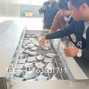 海产品用什么样的速冻机冷冻产品效果好--冲击式速冻机好
