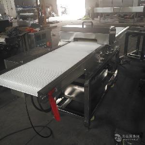 罗非鱼皮切条机多少钱一台 切鱼皮机器