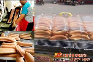 小吃技术培训机构-海南香蕉面包蛋糕店培训正宗口味