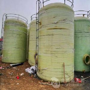 二手100立方玻璃钢储罐回收价格