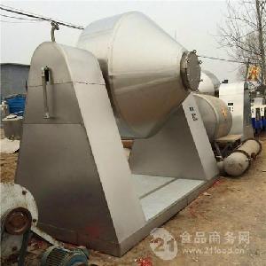 高价回收二手可用双锥干燥机