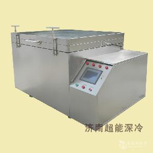 -196度模具深冷处理专用液氮深冷箱 超能深冷设备
