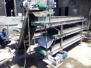 自動化皮帶輸送機多用途 美觀上料機